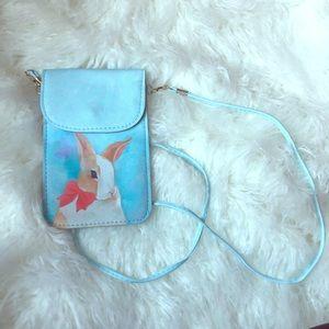 Handbags - Dutch Bunny ID Crossbody Bag
